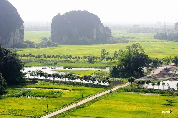 Camino a Ninh Binh, la tierra invisible - ảnh 1