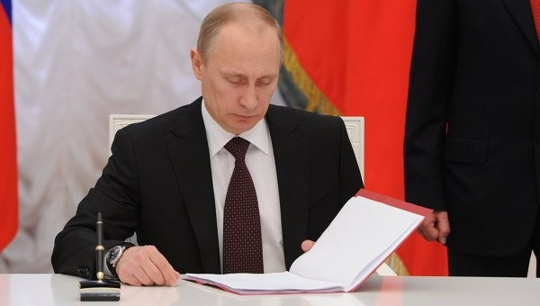 Rusia suspende Tratado de Libre Comercio con Ucrania  - ảnh 1