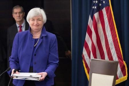 La Reserva Federal eleva los tipos de interés por primera vez desde 2006 - ảnh 1