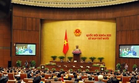 Puente televisivo en saludo a aniversario 70 de primeras Elecciones Generales de Vietnam - ảnh 1