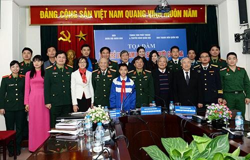 Conversatorio sobre la juventud vietnamita bajo el liderazgo del Partido Comunista - ảnh 1