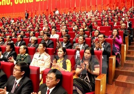 XII Congreso Nacional pone en alto espíritu abierto y democrático  - ảnh 1