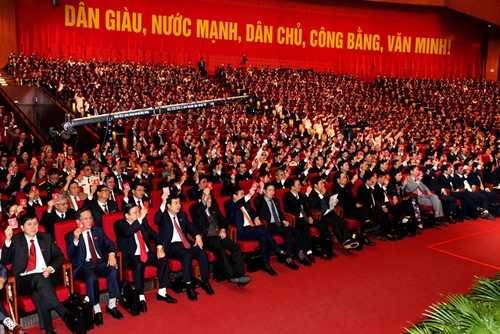 XII Congreso del Partido Comunista de Vietnam abre nueva etapa de desarrollo - ảnh 2