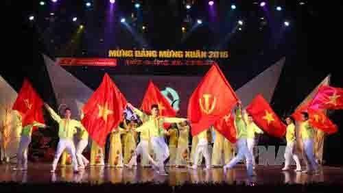 Vietnamitas en ultramar conmemoran aniversario 86 de fundación del Partido Comunista - ảnh 1