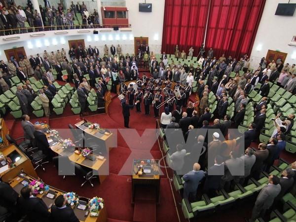 Parlamento libio pospone votación sobre gobierno de unidad nacional - ảnh 1