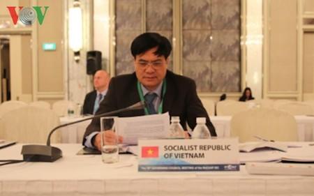 Inauguran reunión sobre piratería y robo armado de barcos en Asia  - ảnh 1