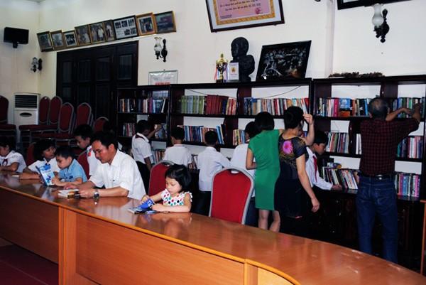 Club de ajedrez de Cam Pha, semillero de futuros talentos - ảnh 2