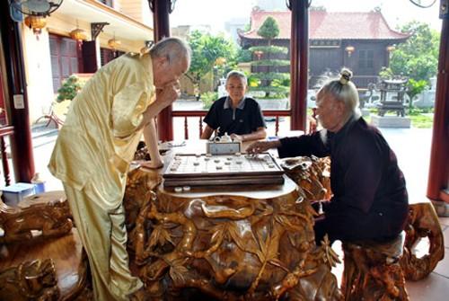 Club de ajedrez de Cam Pha, semillero de futuros talentos - ảnh 5