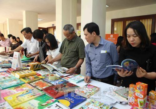 Se suman diversas localidades a la tercera edición del Día del Libro en Vietnam  - ảnh 1