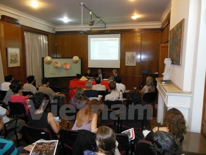 Concluye Semana Cultural de Vietnam en Argentina - ảnh 1