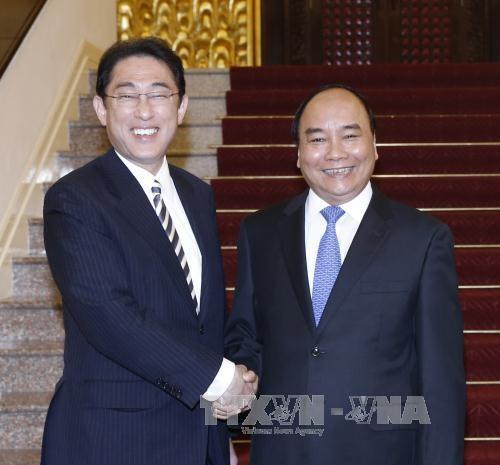 Vietnam aprecia a Japón como un socio estratégico cercano y a largo plazo - ảnh 1