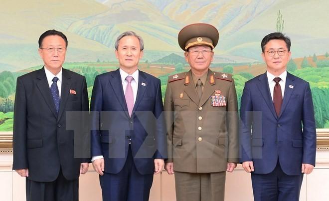 Pyongyang propone a Seúl una conferencia intercoreana a favor de la reunificación - ảnh 1