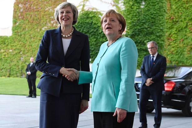 Reino Unido y Alemania se comprometen a mantener lazos de amistad - ảnh 1