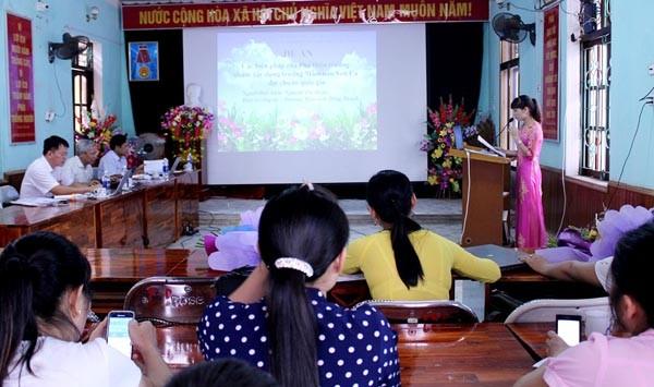 Provincia de Ha Giang presta apoyo educativo para hijos de personas meritorias - ảnh 2