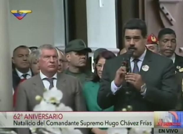 Recuerda Venezuela legado de Hugo Chávez en la conmemoración de su nacimiento - ảnh 1