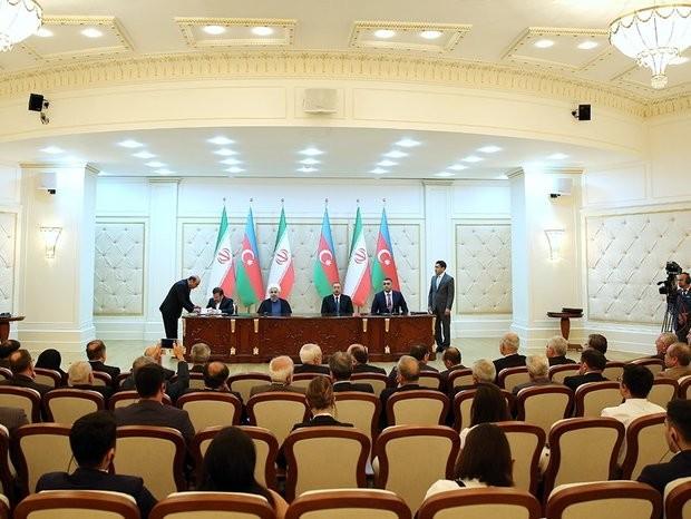 Irán espera promover libre comercio con Asia, Europa y el Cáucaso - ảnh 1