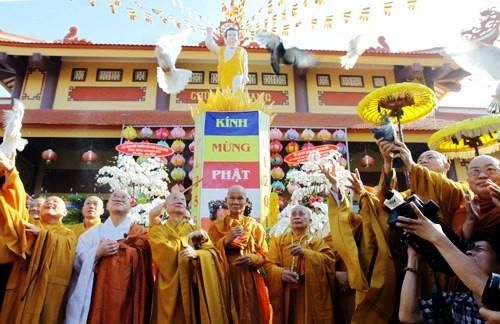 Cambios innovadores en borrador de Ley de Religión y Creencias de Vietnam - ảnh 1