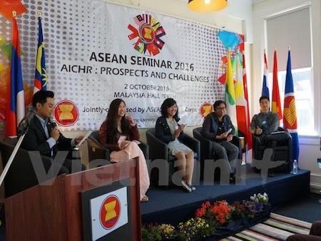 Aumentan conexión entre estudiantes de Asean en Australia  - ảnh 1