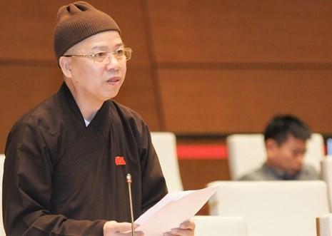 Ley de Religión y Creencias, viraje en política para libertad de culto en Vietnam - ảnh 2
