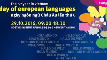 Hanoi en respuesta a VI edición del Día Europeo de las Lenguas - ảnh 1