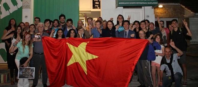 Intelectuales argentinos destacan papel de Vietnam en el pasado y la actualidad - ảnh 1