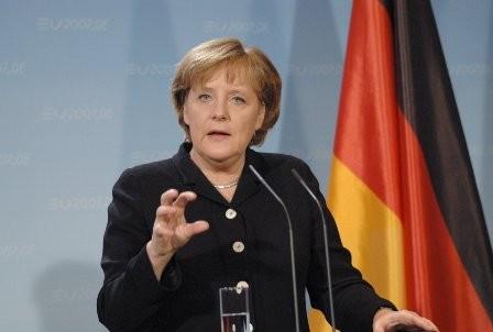 Angela Merkel se postula para un cuarto mandato al frente de Alemania - ảnh 1