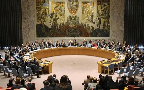 Asamblea General de la ONU aprueba resolución de alto el fuego en Siria - ảnh 1