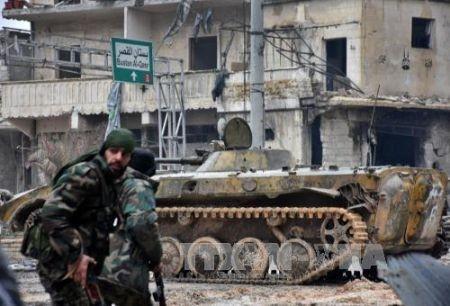 Siria: Las operaciones militares no terminan después de la liberación de Aleppo - ảnh 1