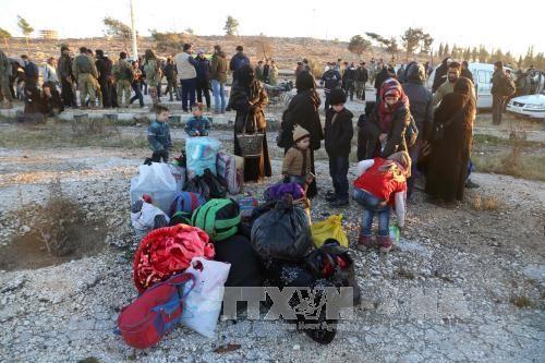 Rusia y Estados Unidos suspenden negociaciones sobre la crisis humanitaria en Alepo  - ảnh 1