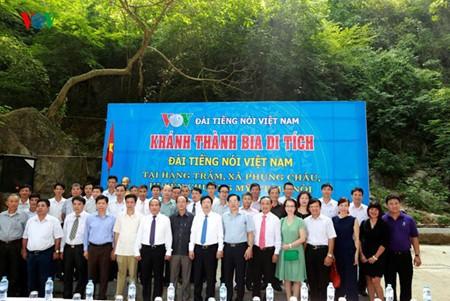 Donde presidente Ho Chi Minh leyó poema de Año Nuevo en las ondas de la Voz de Vietnam - ảnh 3