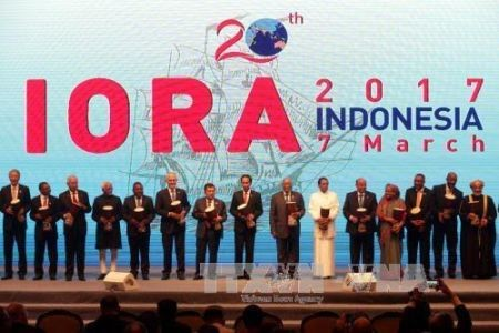 Indonesia acoge Cumbre de la Asociación de la Cuenca del Océano Índico  - ảnh 1