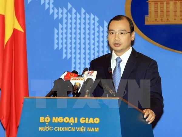 Vietnam denuncia maniobras militares de Taiwán en Mar Oriental - ảnh 1