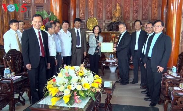 Vietnam insiste en proteger libertad de credo y religión del pueblo - ảnh 1
