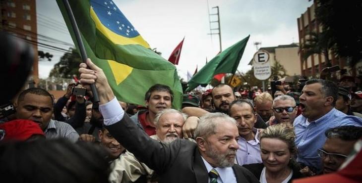 Expresidente de Brasil Lula da Silva se prepara para candidatura del país - ảnh 1