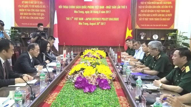 Vietnam y Japón refuerzan las relaciones de cooperación en defensa - ảnh 1