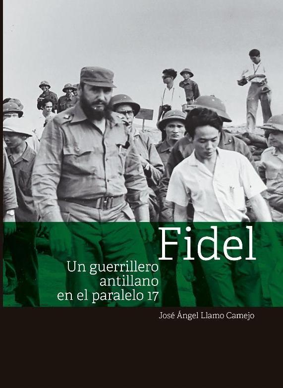 Libro en homenaje a Fidel y Vietnam, en la web de VOV - ảnh 1