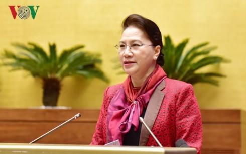 Oficina Parlamentaria de Vietnam continúa renovándose para mejorar sus funciones - ảnh 1