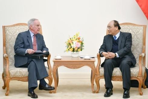 Vietnam muestra interés de aumentar cooperación con Estados Unidos y Singapur - ảnh 2