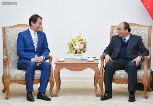Vietnam muestra interés de aumentar cooperación con Estados Unidos y Singapur - ảnh 3
