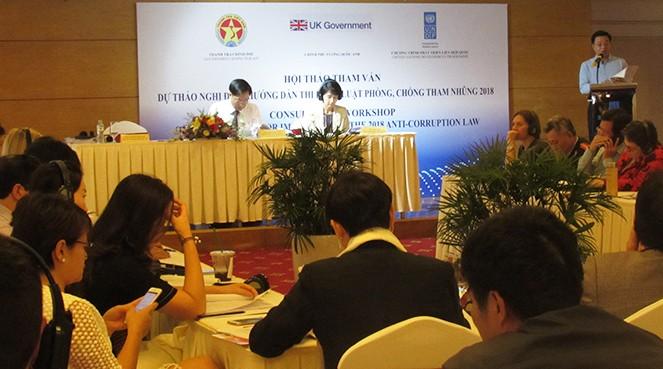 Vietnam considera la lucha anticorrupción una tarea central y permanente - ảnh 1