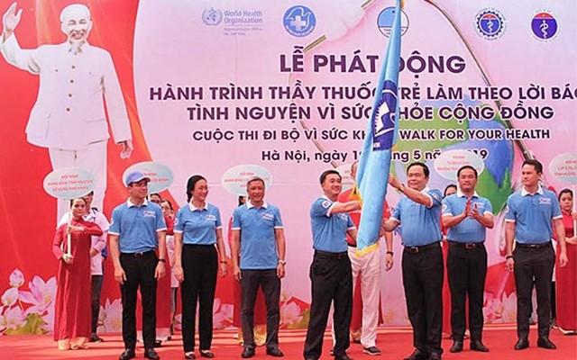 Promueven en Hanói programa de atención de salud comunitaria - ảnh 1