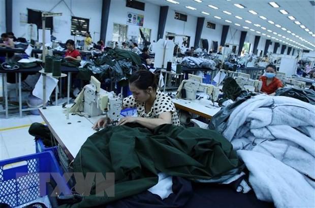Vaticinan aumento de cuota para productos textiles de Vietnam en Canadá - ảnh 1