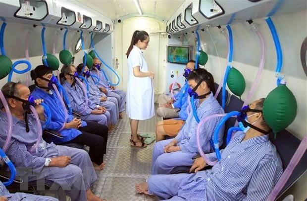Medicina marítima de Vietnam logra nuevos avances - ảnh 1