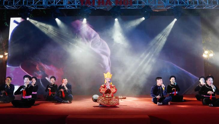 Promueven la cultura de Tuyen Quang en Hanói - ảnh 1