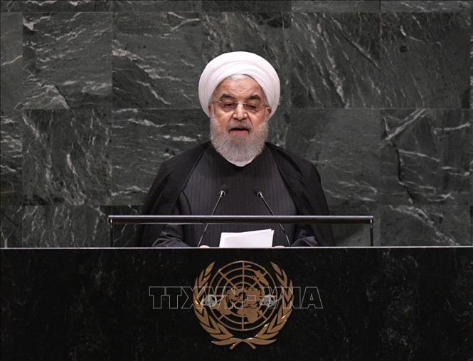 Presidente iraní pone condiciones para negociar con Estados Unidos - ảnh 1
