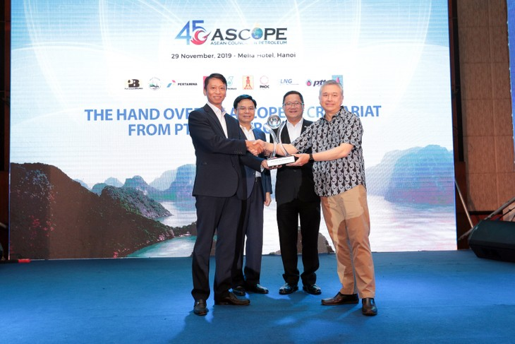 Ejecutivo vietnamita designado secretario general del Consejo de Petróleo de la Asean - ảnh 1