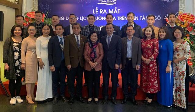 Vietnam presenta calendario de Truong Sa para tabletas y teléfonos inteligentes - ảnh 1