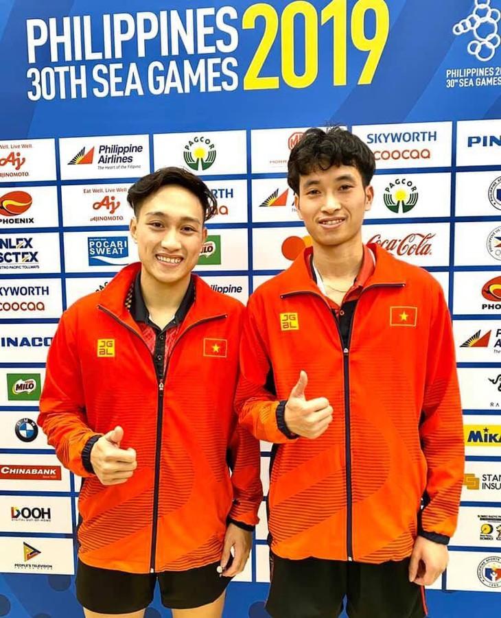 Vietnam, tercer puesto en medallero de XXX Juegos del Sudeste Asiático - ảnh 1