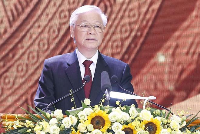 Jefe de Estado de Vietnam dirige mensaje del Año Nuevo a la ciudadanía - ảnh 1