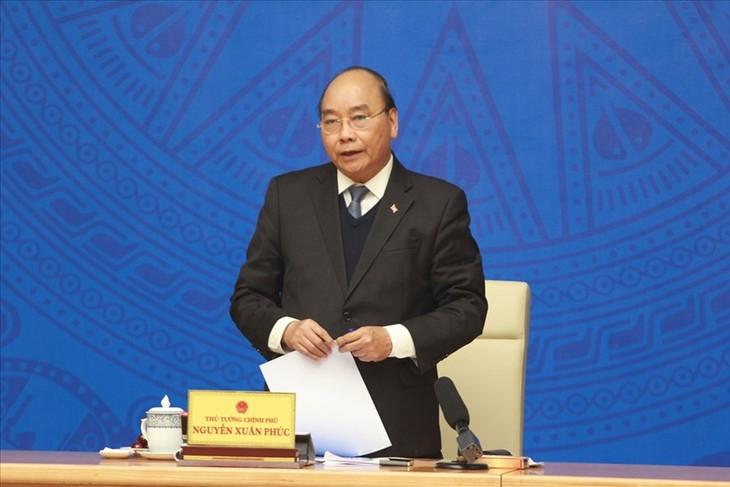 Revisan coordinación entre el gobierno y la mayor organización de masas de Vietnam - ảnh 1